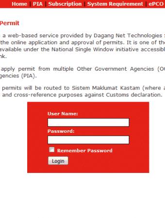 e-permit